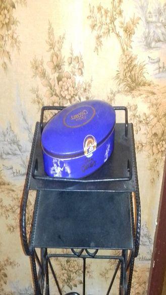 Бутикова масичка от ковано желязо