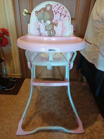 Продам стульчик для кормления, ванночку и стульчик , чтобы сидеть