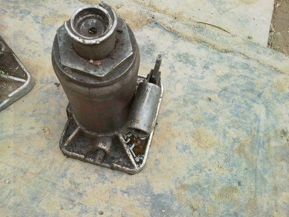 Крик хидравлика 5 тона хидромотор