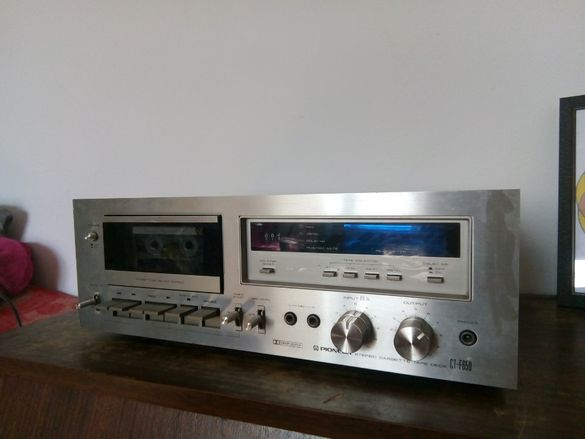 Дек Рioneer ct-f650