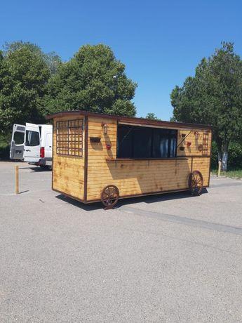 Căruță fast food-car vienez