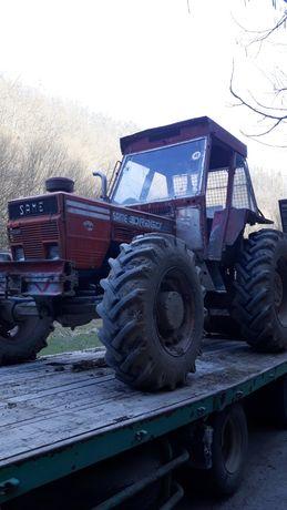 Vand tractor forestier same drago 4x4 120cp