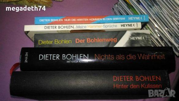 Книги на Dieter Bohlen