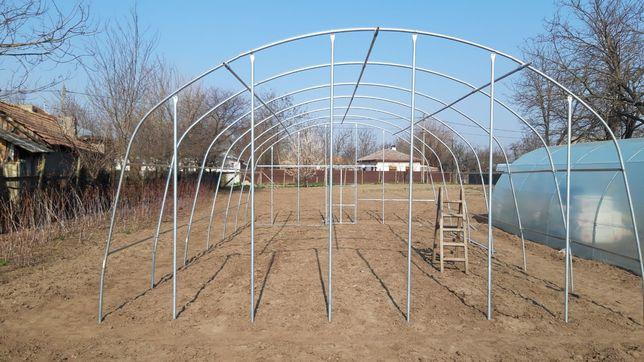 Schet zincat solar 6m/10/20/30/40 m lungime