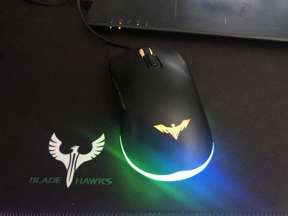 Геймърска мишка blade hawks