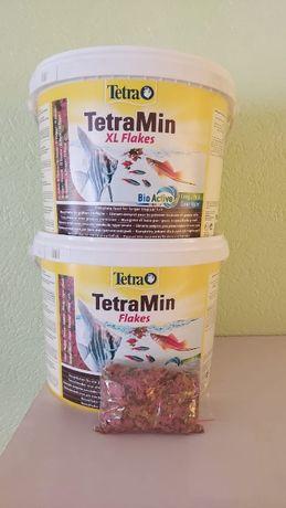 TetraMin Flakes корм в виде хлопьев