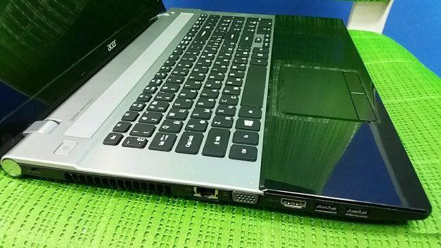 Игровой ноутбук с большим экраном срочно продам