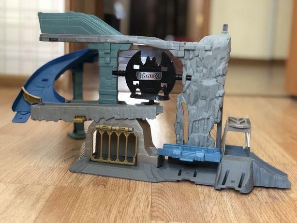 Hot Wheels Batman трек Хот Вилс Бэтмен