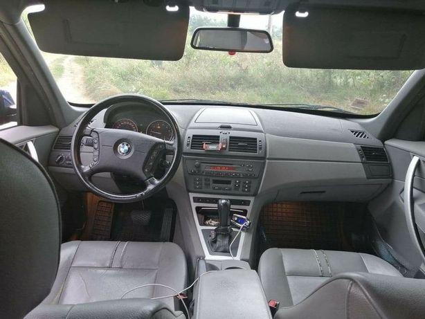 Dezmembrez BMW X3 E83 3.0i automat
