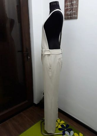 Pantalon/salopetă Dorothee Schumacher M, noi, brand de lux
