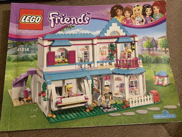 Lego Friends- Casa Stephaniei-41314