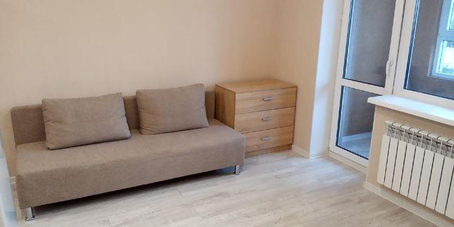 Сдается 1 комнатная квартира студия по Манаса