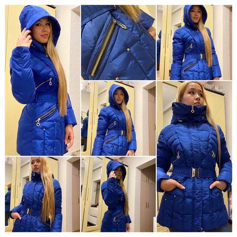 Продам куртки разного цвета и длина разная (пуховик,халафайдер,синтифо