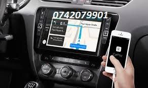 android auto ,carplay VW SEAT SKODA AUDI  harti la distanta