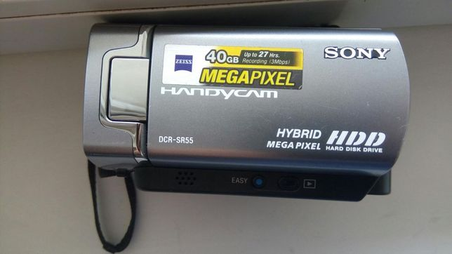 Cameră video Sony DCR-SR55E