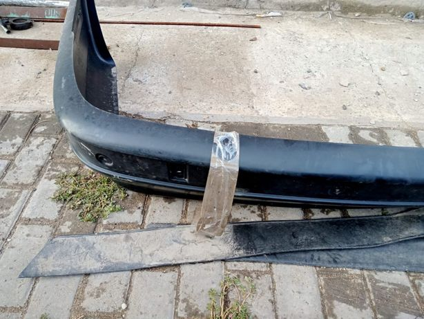 Бампер задний ВОЛГА ГАЗ 31105