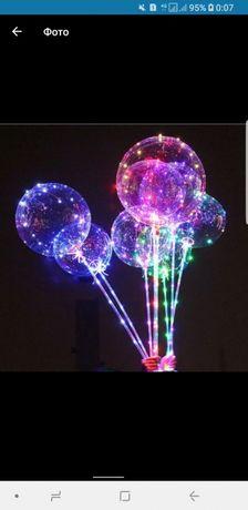 светящиеся шары Шахтинск