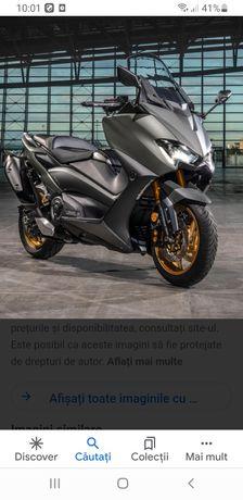 Yamaha Tmax tech,noul model,2020
