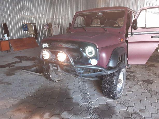 Продам УАЗ 3159(БАРС)2000Г