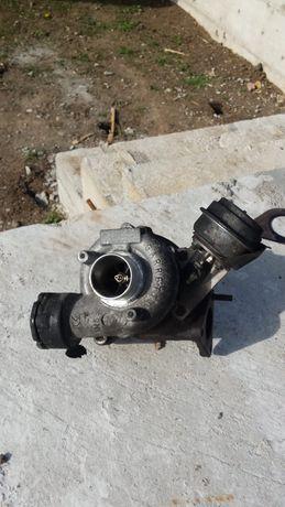Turbina/turbo/turbosuflanta Audi A4 B6/B7 1.9/2.0 TDI