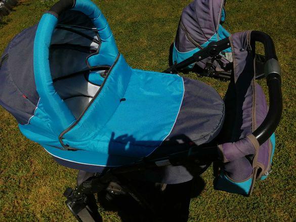 Детска количка Адбор 2 в 1