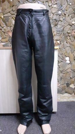 Pantaloni moto /chopper/strada piele  dama Autentic mar.40
