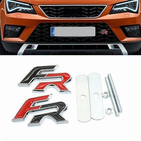 Emblema sigla logo Seat fr grila haion