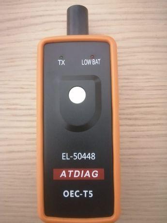Activez si resetez senzori presiune roti GM / OPEL / Chevrolet