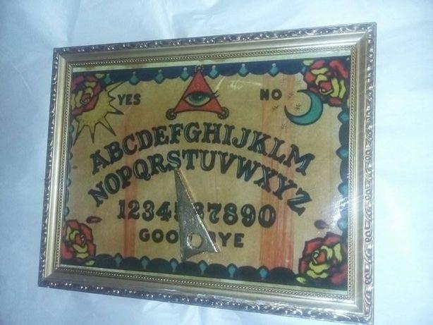 Placa Ouija Spiritism(comunicare cu spiritele ghicit),Tabla spiritism
