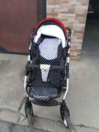 Бебешка количка две в едно