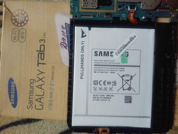 Батарейка на Samsung galaxy tab 3 lite
