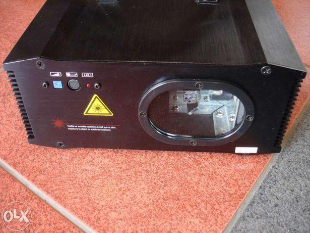 Laser cl- rgb 400 dmx 400 mw rgb nou