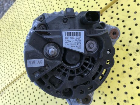 Alternator motor 1.9 bls seat vw skoda