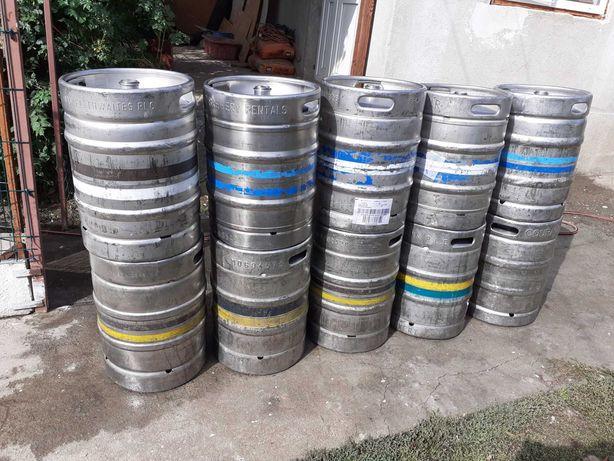 Butoaie de bere din inox alimentar 40,50,80,100 litri