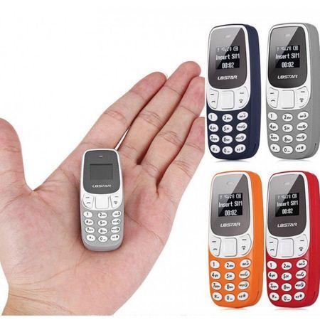 Mini Telefon Dual Sim Cu Radio FM SI BLUETOOTH