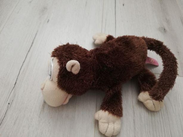 Maimuță interactiva cu senzor, sunete și sistem de rotire