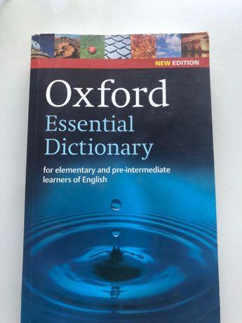 Продам словарь Oxford Essential Dictionary