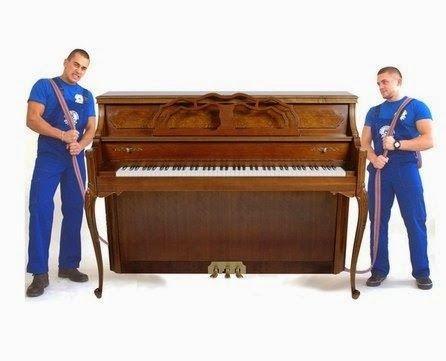Доставка пианино, Роялей
