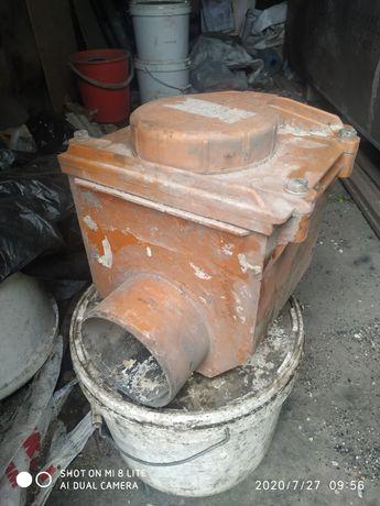 Обратный клапан канализация.