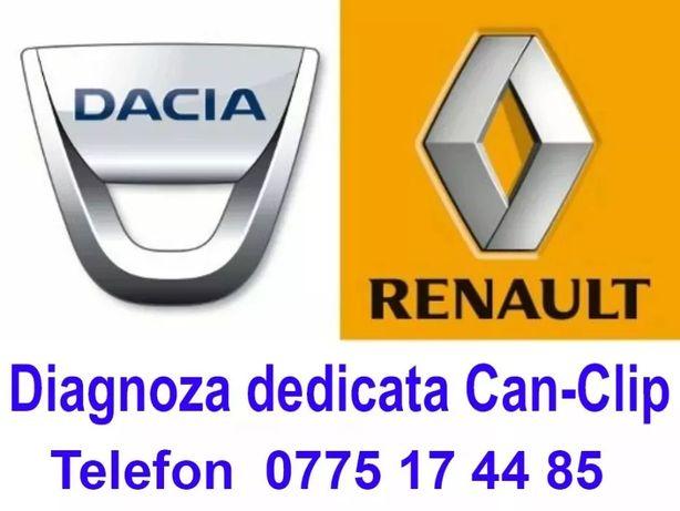 Diagnoza Dacia, Renault,Citroen,Honda,Hyundai,Toyota,Jeep,Volvo,Nissan