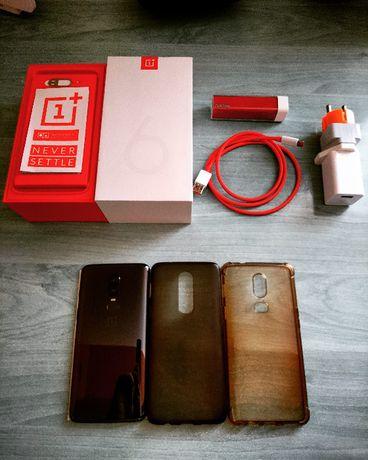 OnePlus 6 impecabil in garantie fullbox toate accesoriile