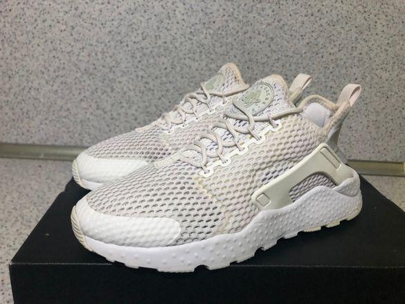 ОРИГИНАЛНИ *** Nike Air Huarache Run Ultra Breathe / White