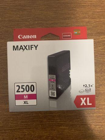 Canon maxify 2500 XL ink cerneala cartuș tuș imprimanta