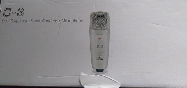 Микрофон Беренжер С-3