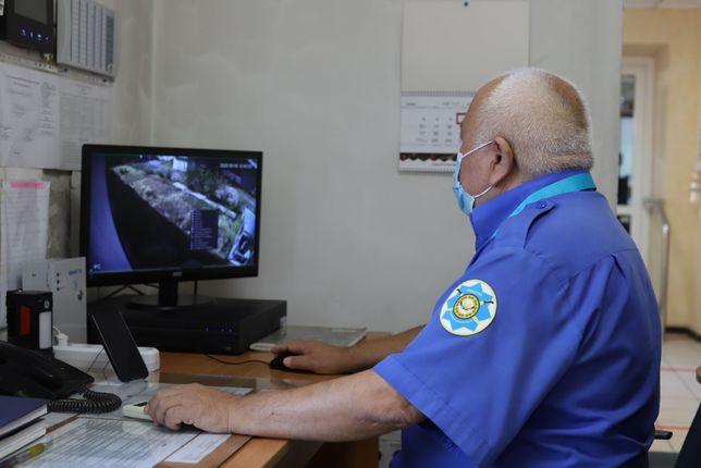 Услуга охраны по областям. Безопасность, Кузет, Видеонаблюдения