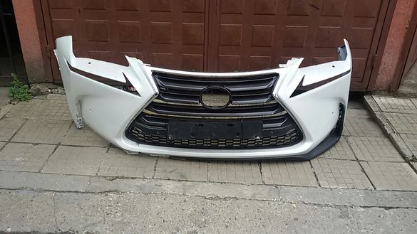 броня за Lexus NX200 15-17г