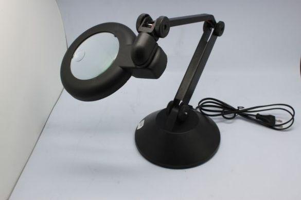 Настолна лампа с лупа + БАРТЕР