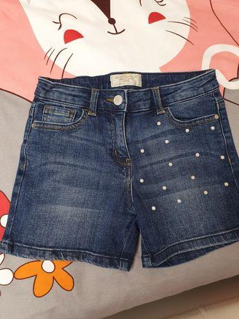 Pantaloni scurti de blugi Next 134 cm -9 ani