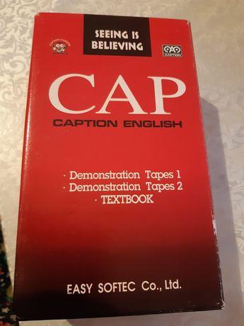 Книга и кассеты для изучения английского