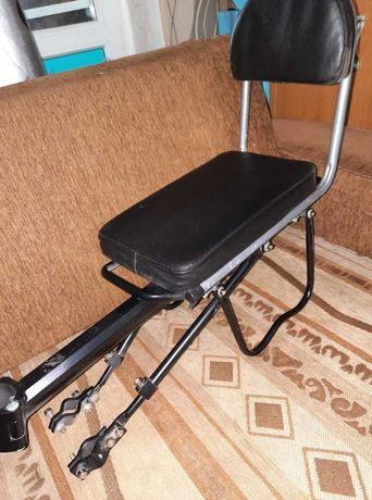 Багажник для велосипеда. Детское сиденье.